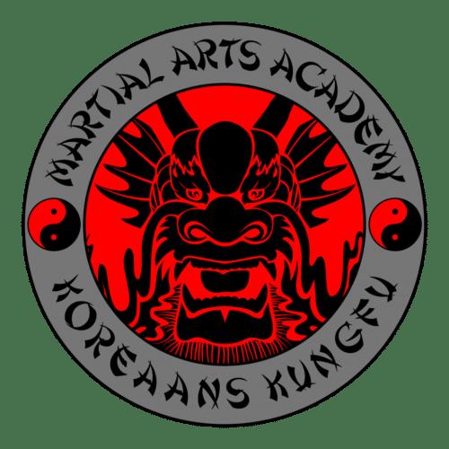 Logo koreaans kungfu